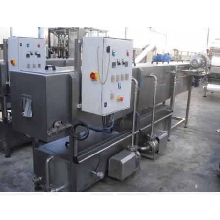 Μηχανήματα Βιομηχανίας τροφίμων & ποτών