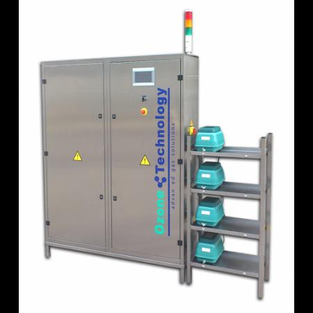 Συστήματα  παραγωγής όζοντος αερίου & νερού